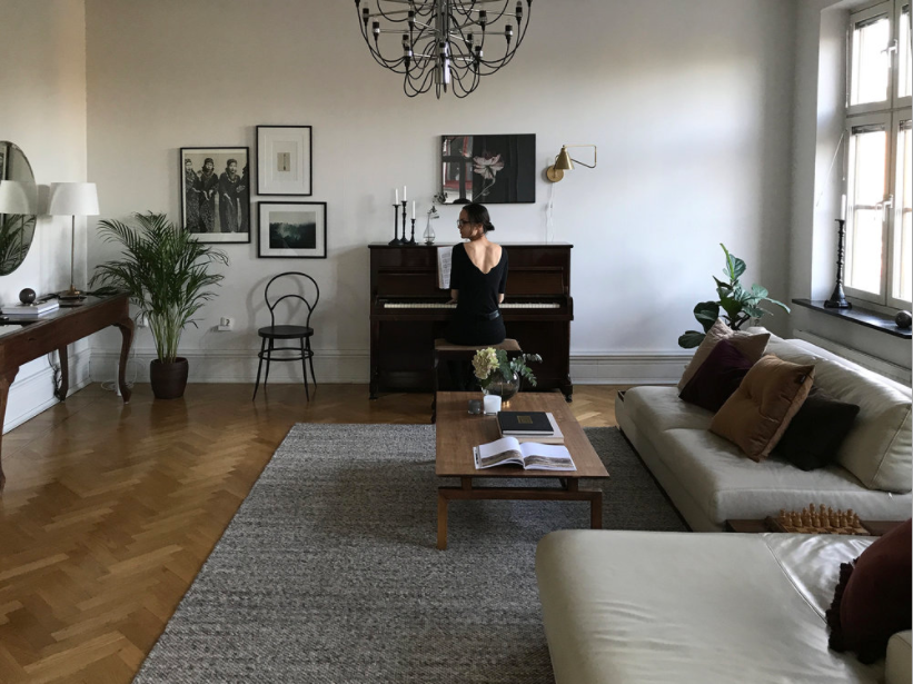the archihome eivor vik interview with isabella eriksson