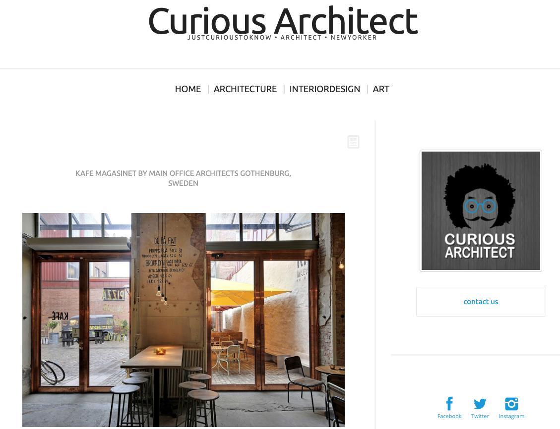 Curious Architect